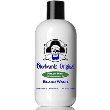 Bluebeards Original Fresh Mint Beard Wash