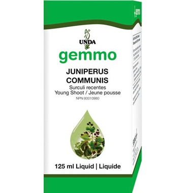 UNDA Gemmo Juniperus communis Young Shoot Liquid