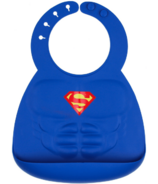Bumkins DC Comics Superman Muscle Bib