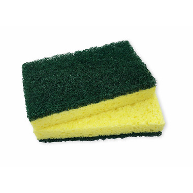 The Original Biodegradable Kitchen Sponge With Scourer