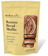 Mélange à cuire sans céréale pour pain de banane + muffin de Stellar Eats