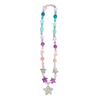 Great Pretenders Silver Sparkle Star Necklace