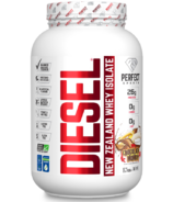 Perfect Sports DIESEL New Zealand Whey Protein Isolate Chocolate Monkey