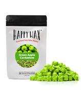 Happy Wax Half Pounder Wax Melts Green Apple Cardamom