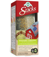 Oxbow Harvest Stacks All-Natural Compressed Hay Western Timothy & Chamomile