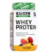 Kaizen Naturals Whey Protein Creamy Mango