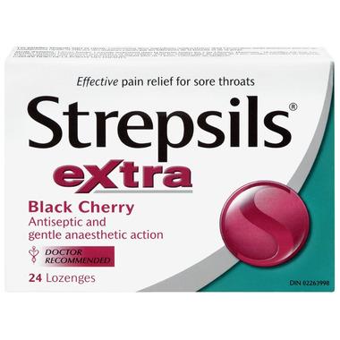Strepsils Anaesthetic Formula