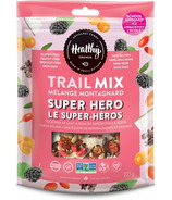 Healthy Crunch Super Hero Trail Mix