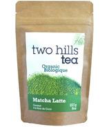 Thé Matcha Latte bio à la noix de coco de Two Hills Tea