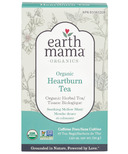 Earth Mama Organics Organic Heartburn Tea