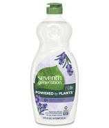 Seventh Generation Dish Soap Liquid Lavender Flower & Mint