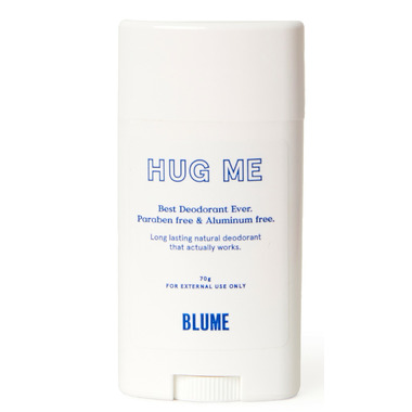 Meet Blume Hug Me Best Deodorant Ever
