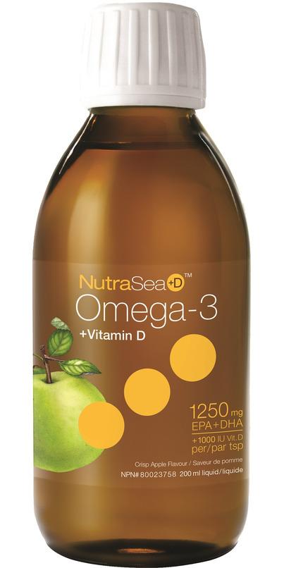omega 3 vitamin d