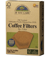 If You Care Cone Coffee Filters No. 2 Size