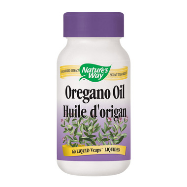 Nature\'s Way Oregano Oil