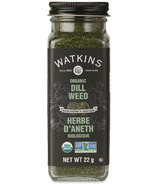 Watkins Organic Dill Weed