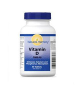 Nature's Harmony Vitamin D