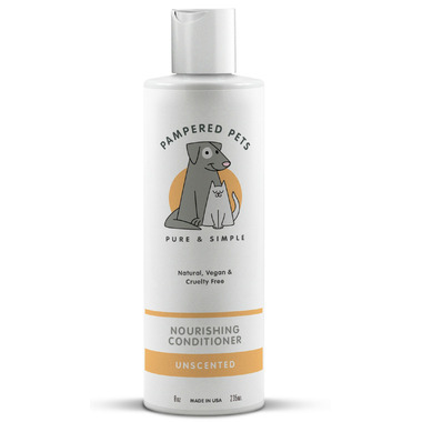 Pampered Pets Pet Conditioner Unscented