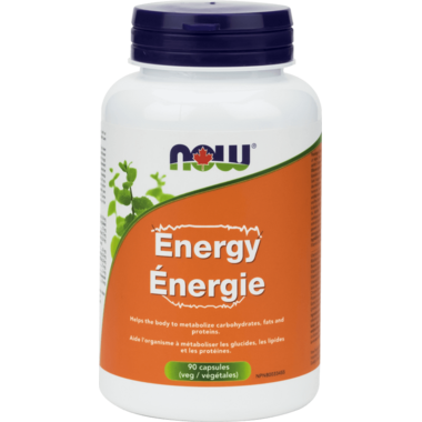 NOW Foods Energy Veg Capsules