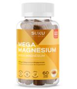 SUKU Vitamins Mega Magnesium Creme Brulee
