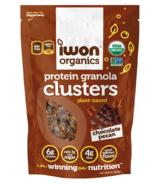 IWON Granola Clusters Chocolate Pecan