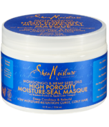 Shea Moisture Mongongo & Hemp Seed Oils High Porosity Moisture-Seal Masque