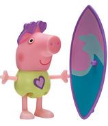 Peppa Pig Peppa and Surfboard