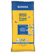 Moo Free Dairy Free Chocolate Bar Crunchy Banana