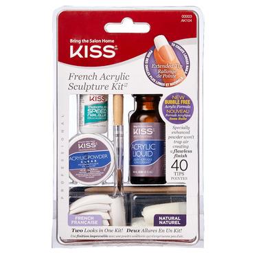 Kiss Acrylic Kit Sculpture Kit