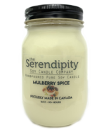 Serendipity Candles Mulberry Spice