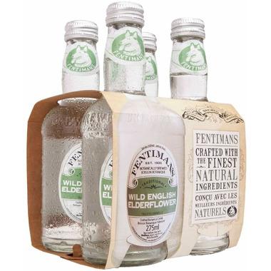 Fentimans Botanically Brewed Traditional Wild English Elderflower