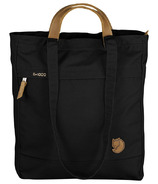 Fjallraven Totepack No. 1 Black