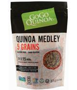 GoGo Quinoa 5 Grains Medley Quinoa
