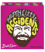 Bob Ross Party Game-Happy Little Accidents
