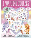 Make Believe Ideas I Love Unicorns Puffy Sticker Activity Book