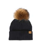 Headster Kids Lil Classy Black Tuque