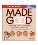 MadeGood granola minis pépites de chocolat