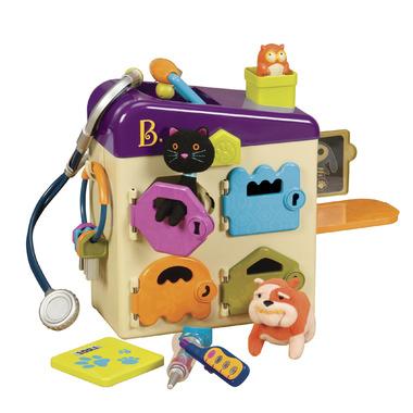 B.Toys Battat B. Pet Vet Clinic