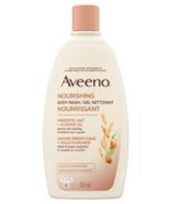 Aveeno Nourishing Almond Oil Body Wash with Prebiotic Oat