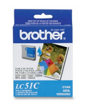 Brother LC51CS Cyan Ink Cartridge