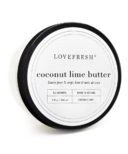 Lovefresh Coconut Lime Body Butter