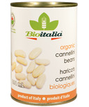 Bioitalia Organic White Cannellini Beans