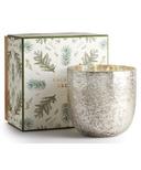 Illume Balsam Cedar Luxe Sanded Mercury Candle