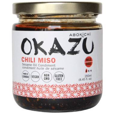 Abokichi OKAZU Chili Miso