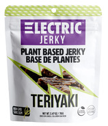 ELECTRIC Jerky Teriyaki Plant Based Jerky
