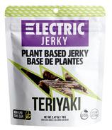 ELECTRIC Jerky Charque à base de plantes, saveur Texas BBQ