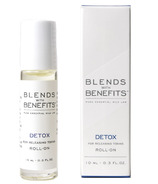 Blends With Benefits Detox Essential Oil Roll On