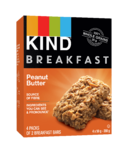 KIND Breakfast Bars Peanut Butter
