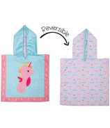 FlapJackKids Baby Cover Up Seahorse & Narwhal