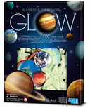 4M Super Nova and Planets Glow Stars